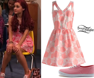 ariana grande and steal her style image