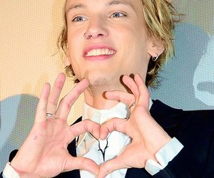 love, heart, and jamie image
