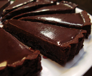cake, chocolate, and foodporn image