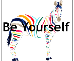 be yourself colors a lot image