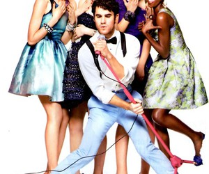 Teen Vogue and darren criss image