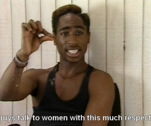 tupac and no respect image