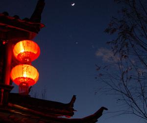 china, lantern, and chinese image