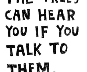 tree, text, and quotes image