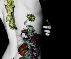 tattoo, tatuagem, and feminina image