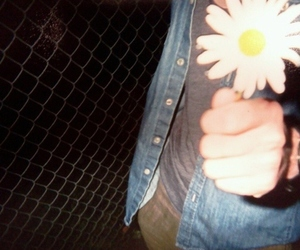 flowers, grunge, and boy image