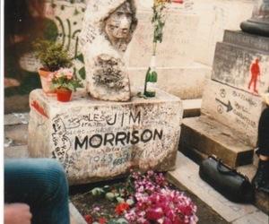 Jim Morrison, the doors, and paris image