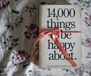 book, happy, and things image