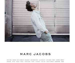 boy, marc jacobs, and jacobs image