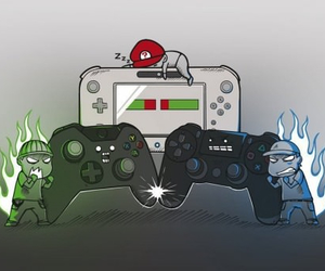 fight, game, and xbox image