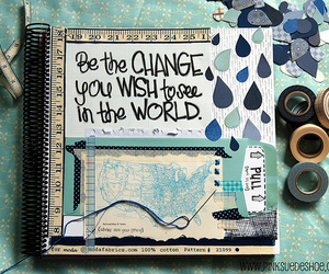 blue, change, and quote image