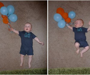 balloons, child, and Dream image