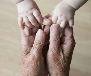 jong, handen, and kind image