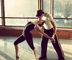 ballet, cute, and love image