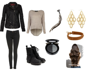 teen wolf, allison argent, and inspired outfits image