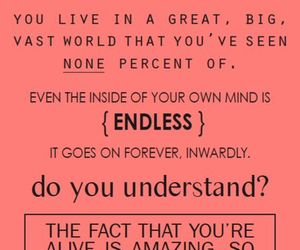 quote, bored, and life image