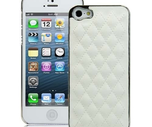 case, iphone, and white image