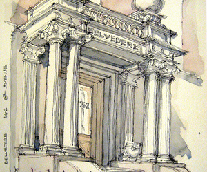 architecture, detail, and entry image