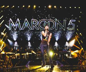adam levine, maroon5, and maroon 5 image