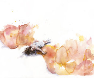 watercolor, agnes cecile, and art image