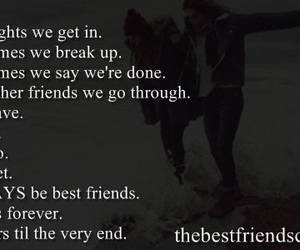 always, best friends, and end image