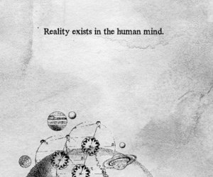 reality, quotes, and mind image