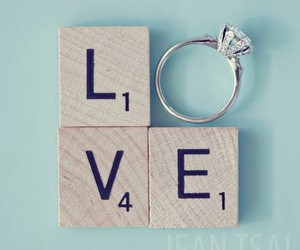 love and ring image