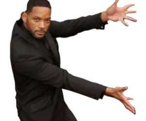transparent and will smith image