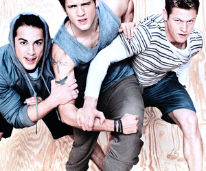 the vampire diaries, tvd, and michael trevino image
