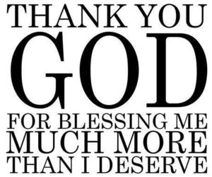 god, text, and blessing image