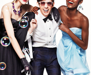 glee, Teen Vogue, and kevin mchale image