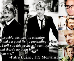lol, simon baker, and the mentalist image