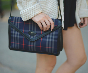 bag, style, and love image