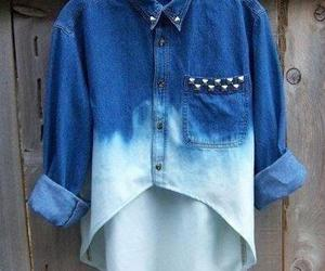 blue, fashion, and jean image