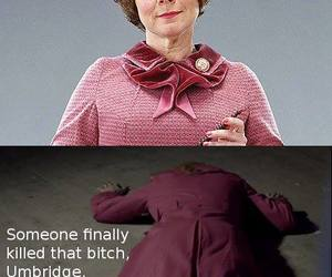harry potter and umbridge image