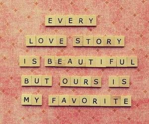 love, quote, and story image