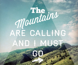 adventure, hiking, and hipster image