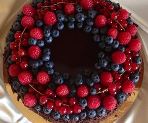 amazing, berry, and cake image