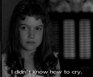 cry, mary lennox, and quote image