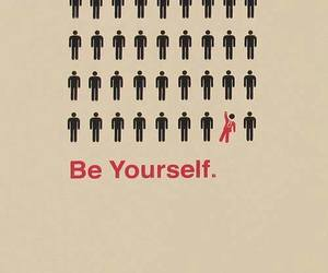 be yourself, yourself, and quotes image