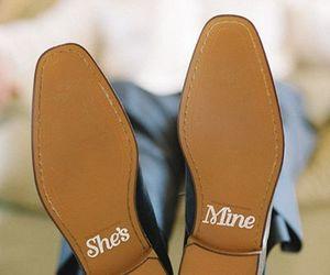shoes, wedding, and groom image