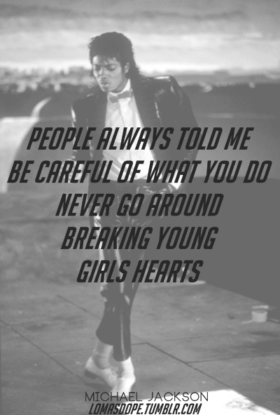 92 Images About Michael Jackson Quotes 3 On We Heart It See More