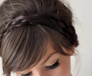 peinados and trensas image