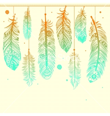 Dream Catcher Tumblr Backgrounds On vectorstock Dream catcher vector by transia 32