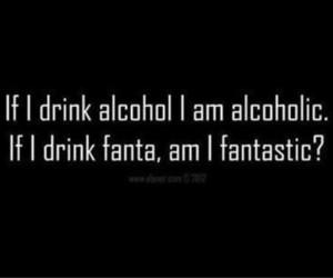 fantastic, alcohol, and fanta image