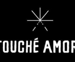 Logo, overlay, and touche amore image