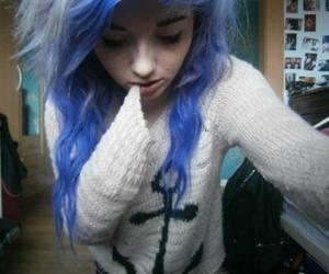 girl, hair, and tokyotigerlily image