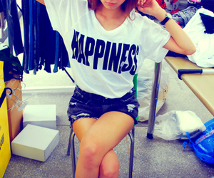girl, fashion, and happiness image
