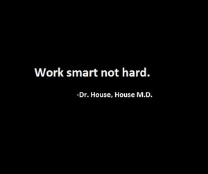 house md, life, and typography image