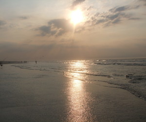 ameland and sun and sea love image
